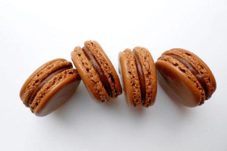 macarons-cioco