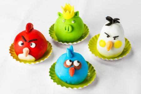 figurine angry birds