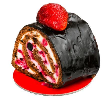 rulada cioco si fructe