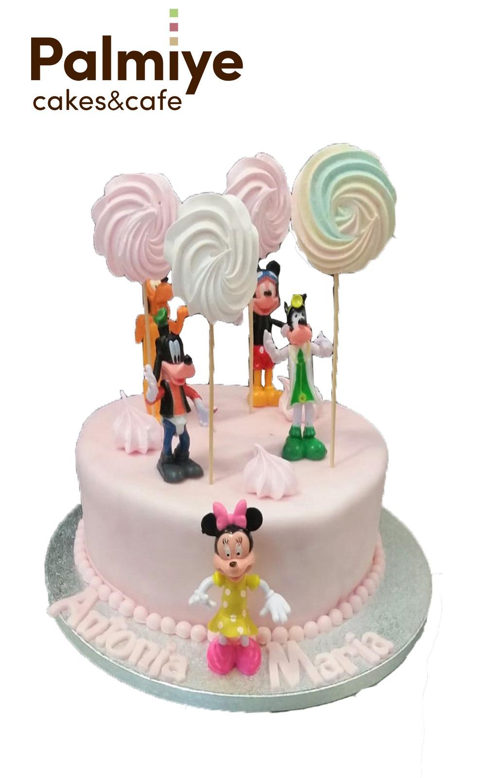Tremendous Disney World Cake Palmiye Funny Birthday Cards Online Inifofree Goldxyz